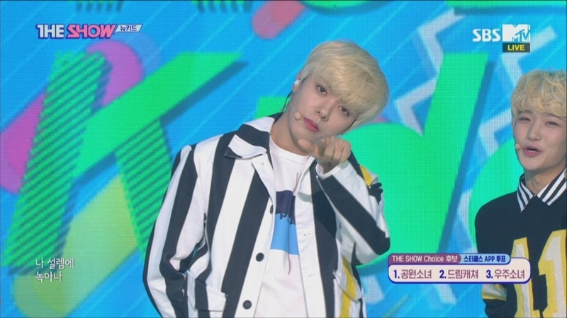 Newkidd, Shooting Star [THE SHOW 181002]