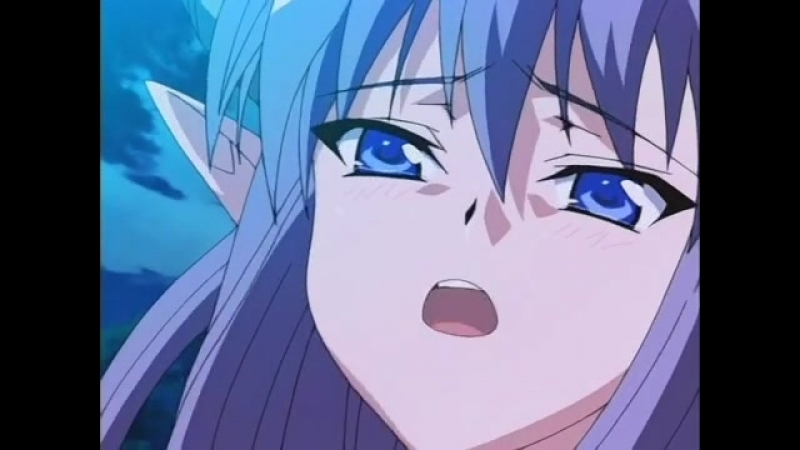 The Night When Evil Falls (Ночь демонов) 2 серия Hentai