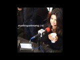 Selena Gomez Is Asked If She Was With Justin Bieber When She Recorded The Heart Wants What It Wants