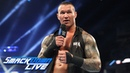 Randy Orton vows to destroy the WWE Universes favorite Superstars SmackDown LIVE, Aug. 7, 2018