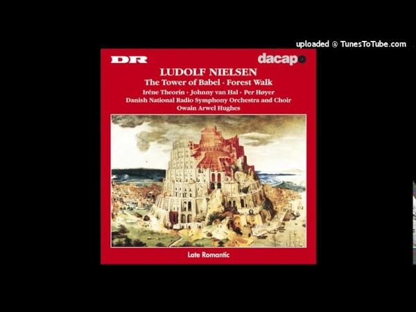 Ludolf Nielsen (1876-1939) : Forest Walk, Suite for Orchestra Op. 40 (1922)