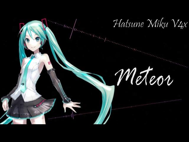 【Hatsune Miku V4x】 メテオ/ Meteor 【V4 Cover】