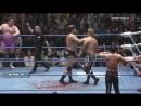 Hikaru Sato Suwama Jun Akiyama Zeus vs Dylan James KAI Yohei Nakajima Yutaka Yoshie AJPW Champion Carnival 2018 Day