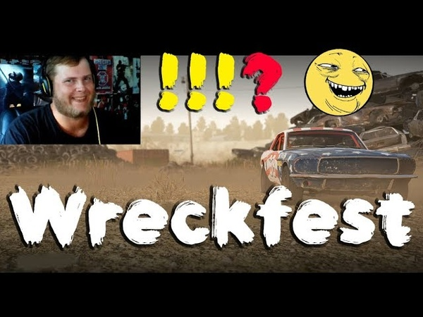 Внук FlatOut ☻ Wreckfest ☻ Olaf купил Вебку