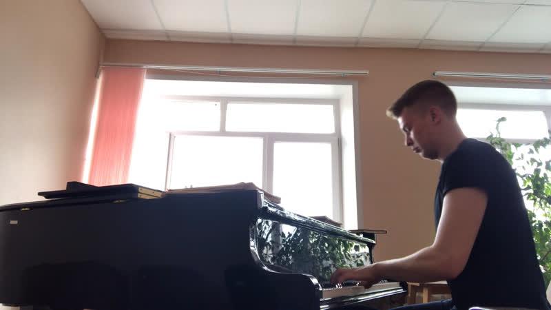 И.А. Разварин - Prelude No 2 e-moll