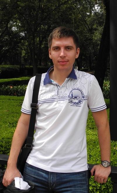 Виталий Зинкин, 28 февраля 1989, Самара, id8353111