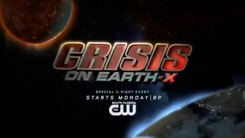 Кризис на Земле-X - Расширенный трейлер