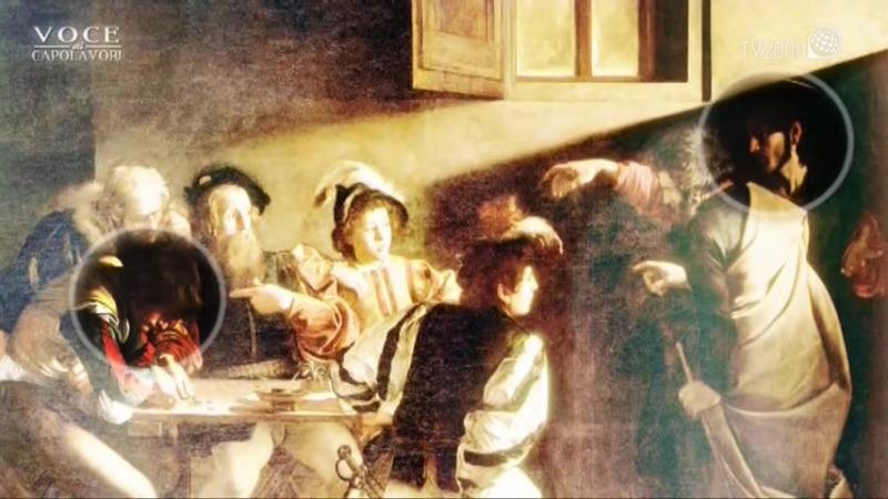 Caravaggio 1571-1610 - Voce ai capolavori, chi è San Matteo