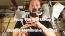 PVC Double Membrane Clarinet - From The Workshop