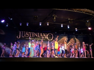 Justiniano Mini-Club Show 08.06.2018