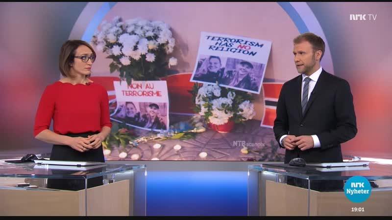 Dobbelt drap i marokko - NRK dagsrevyen