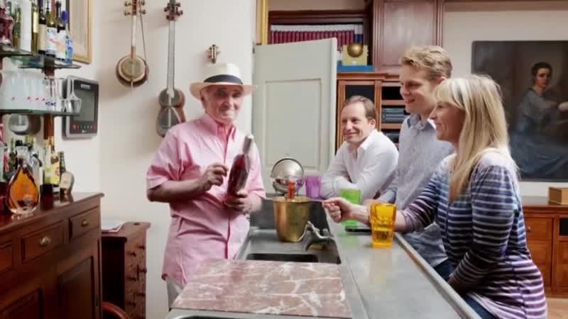 Ռուսական ՙՙԱռաջին ալիք՚՚-ի պատրաստած գեղեցիկ տեսանյութը նվիրված Մեծն շանսոնյեի 95 ամյակին