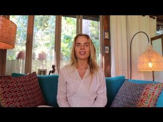 Пять ключей твоего волшебного дня - бесплатные уроки по йоге с Наташей Будниковой