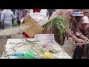 Отведать национальные блюда можно в Корольковом саду