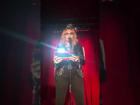 Madonna Delivers Rousing Speech As She Spends New Year's Eve At The Historic Stonewall Inn