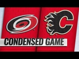 Carolina Hurricanes vs Calgary Flames Jan.22, 2019 Game Highlights NHL 201819 Обзор матча