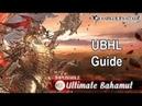 【グラブル】Granblue Fantasy UBHL/アルバハHL (No Refresh) Summarized English Guide
