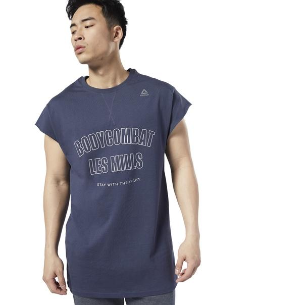 Спортивная футболка LES MILLS® BODYCOMBAT®