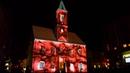 Varaždinske barokne večeri 2014 3D mapping projection