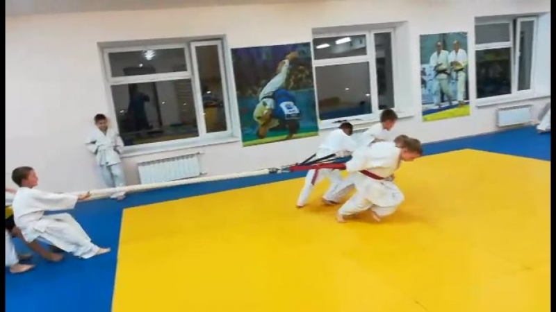 Упражнение Упряжка-3 (тренировка от 28.09.18 г.)