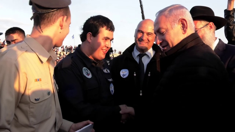 Oria Sagie a young man with autism finally achieves his dream of becoming an IDF soldier