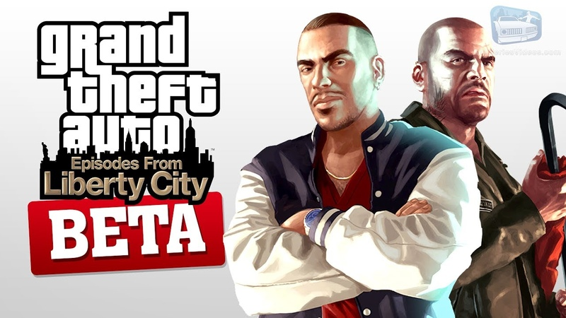 GTA Episodes From Liberty City Beta Version And Removed Content Hot Topic 14