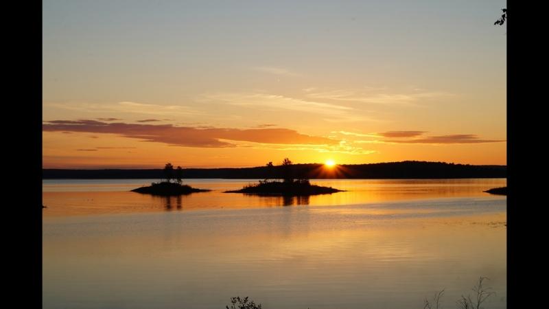 Аргази. Рассвет. Ушканьи острова. Полная версия.