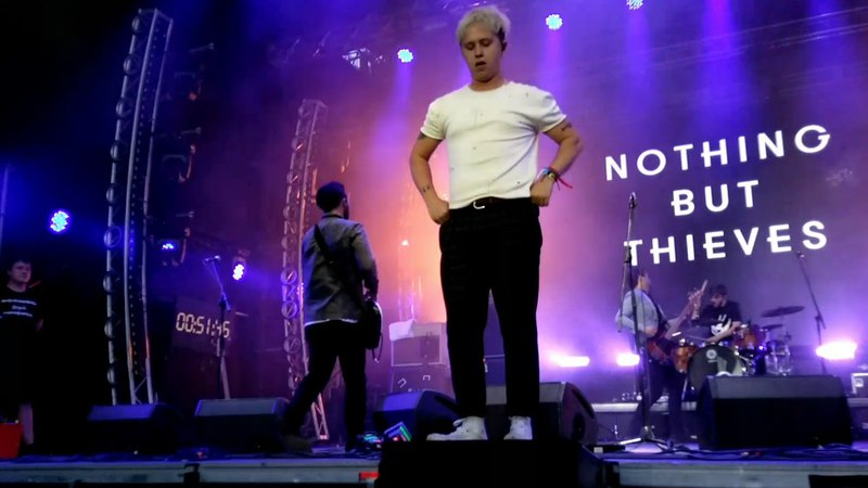 Nothing But Thieves _ Atlas Weekend _ Kyiv 29.06.2017 Full live