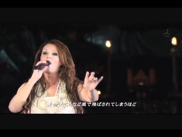 Sarah Brightman - Nella Fantasia - 03.11.2010 Japan, TBS, Otobutai