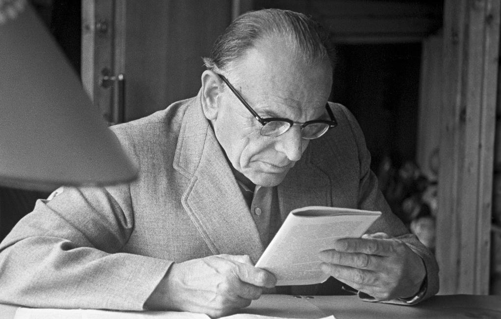 Паустовский входил в число основных кандидатов на Нобелевскую премию 1968 года