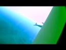 Немножко о теории плоской Земли! Пролетаю над проливом Ламанш (Англия)! Май