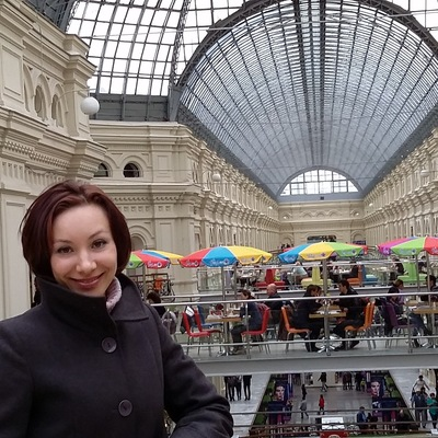 Анастасия Зюськина