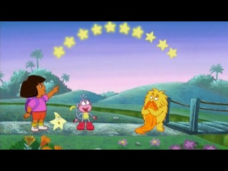 Даша-путешественница / Даша-следопыт / Dora the Explorer - 1 сезон 19 серия