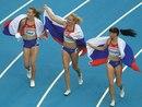 Легкая атлетика - не исключение.  Это совокупность видов спорта, включая бег, ходьбу, прыжки и метания.