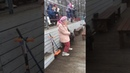 Awesome Funny Dancing Granny sweet dreams Eurythmics