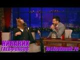 Александр Рева в маске лошади | Вечерний Ургант