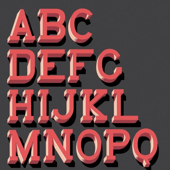 Monstre шрифт скачать бесплатно