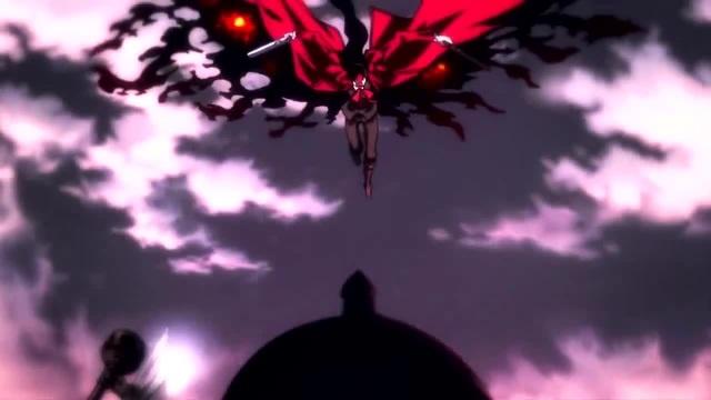 Hellsing Ultimate / Хеллсинг ОВА / Apashe - No Twerk VIP (feat. Panther Odalisk) / AMV anime / MIX anime / REMIX