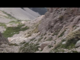 Hiking the John Muir Trail (in 5 minutes)