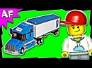TOYS R US TRUCK 7848 Lego City Stop Motion Review