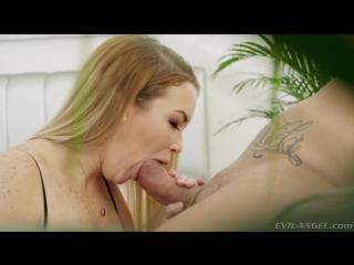 Paola Guerra (Voluptuous Blonde Latina vs. Huge Cock) [Gonzo Hardcore ]