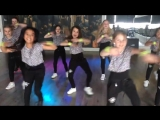 Girls - Marcus Martinus ft Madcon - Easy Kids Fitness Dance - Warming-up Chore