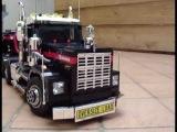 LEGO Kenworth T800W MAMMOET Oversize Load BY Sephirot8082.mpg