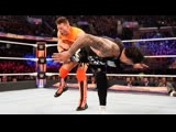 (WWE Mania) The Usos (Jey Uso &amp Jimmy Uso) (c) vs Shane McMahon &amp The Miz - SmackDown Tag Team Championship
