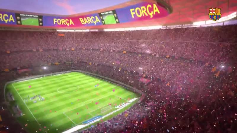План развития Камп Ноу и базы Барселоны