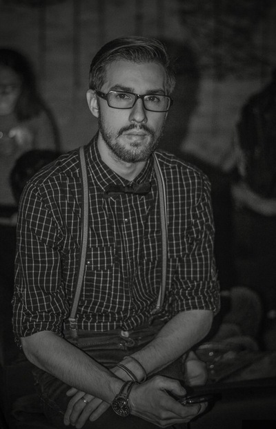 Вадим Ильин, 17 января , Москва, id9600662