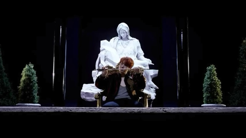 BTS - Bondage [Royalty! AU]