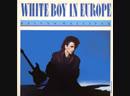Kelvyn Hallifax White Boy in Europe 1985