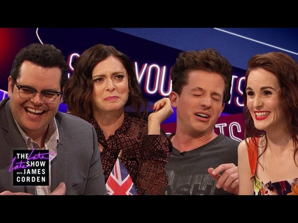 Spill Your Guts or Fill Your Guts w/ Charlie Puth, Josh Gad, Michelle Dockery Rachel Bloom