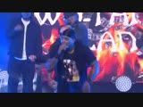 Выступление Wu-Tang Clan с треком «Gravel Pit» в Сиднейском оперном театре